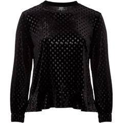 MILLE_BLOUSE-Bluser-182-3647-Black_medium